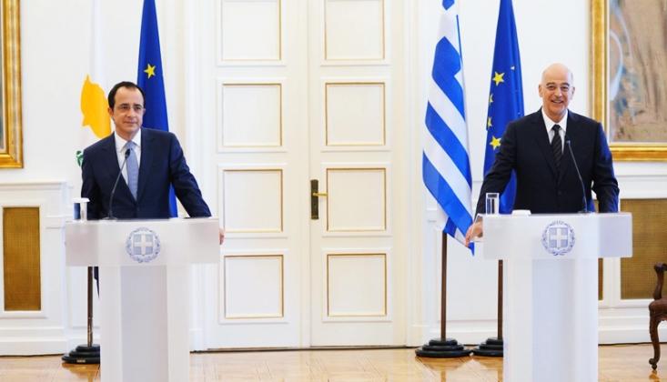 Yunanistan ve Kıbrıs'tan Türkiye'ye Karşı 'Ortak Cephe'