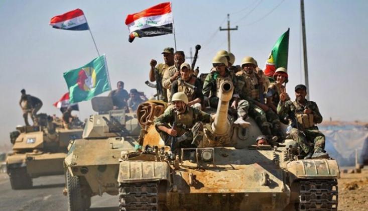 IŞİD'e Karşı Operasyon