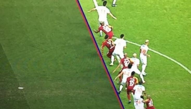 Galatasaray'ın Golü VAR'da İptal Edildi!