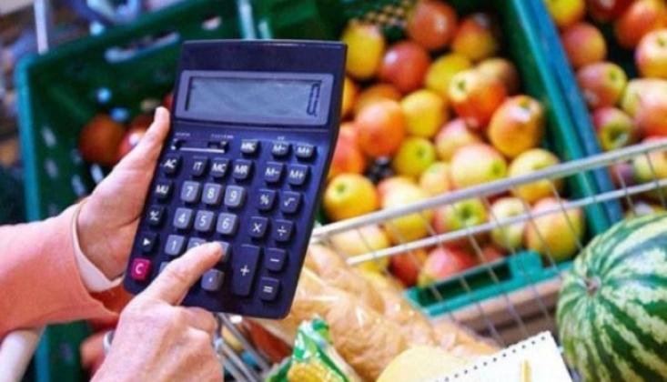 Gıda Enflasyonu Yüzde 64 Arttı!