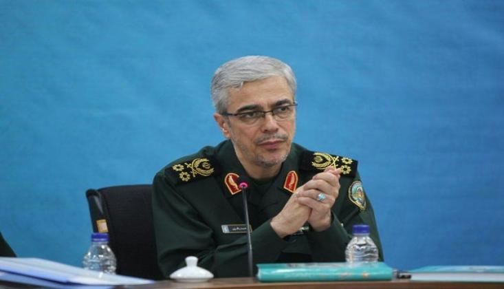 İran: Irak'la Yeni Bir Askeri İşbirliği Üzerinde Çalışıyoruz