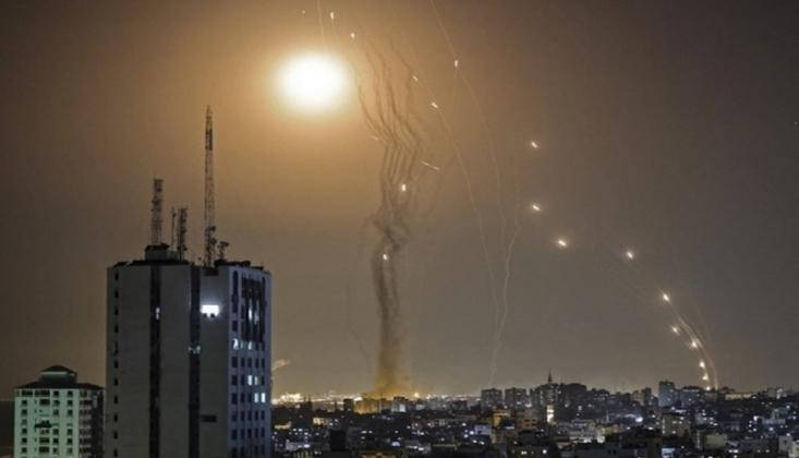 Kassam Tugayları İşgalci İsrail'in Hava Üslerini Hedef Aldı