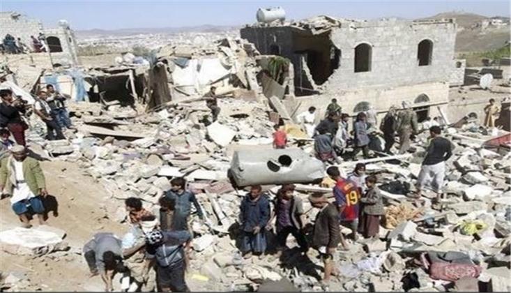 Arabistan'ın Saldırılarında 140 Bin Yemenli Şehit Oldu Ve Yaralandı