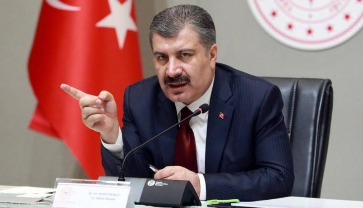 Sağlık Bakanı Koca Güncel Korona Virüsü Verilerini Açıkladı!