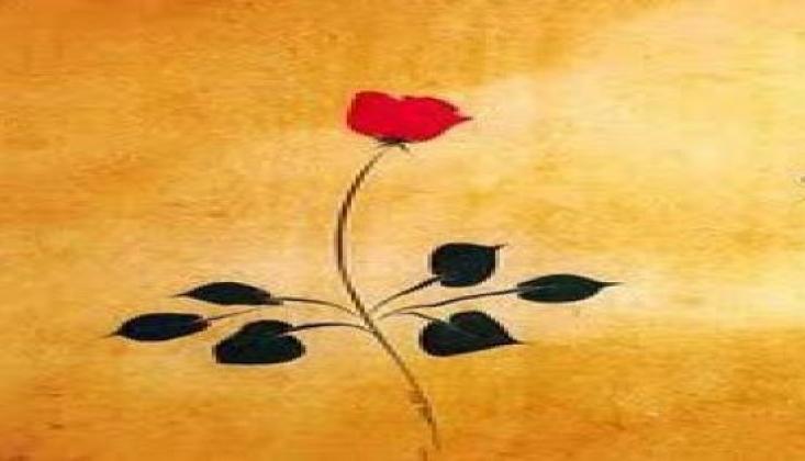 Üzüntüsü Kalbinde Sevinci İse Yüzündedir
