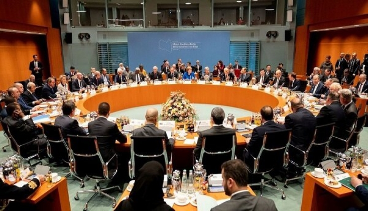 Libya Konferansı'nın Devamı Şubatta