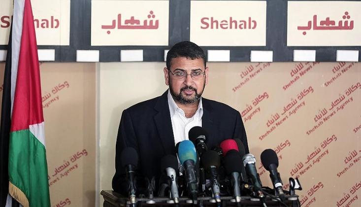 Hamas Sözcüsü: İsrail Koronavirüs Dinlemiyor
