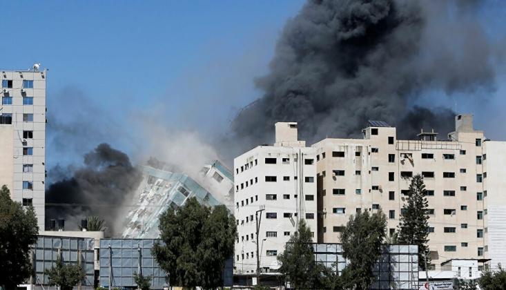 Al Jazeera: İsrail Gerçeklerin Aktarılmasını Engelliyor