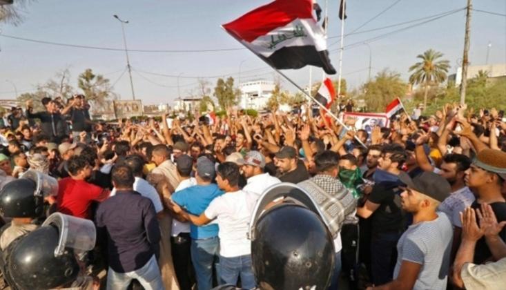 Irak Nasıriye Kentinde Kanlı Çatışmaların Oyuncuları Ve Nedenleri