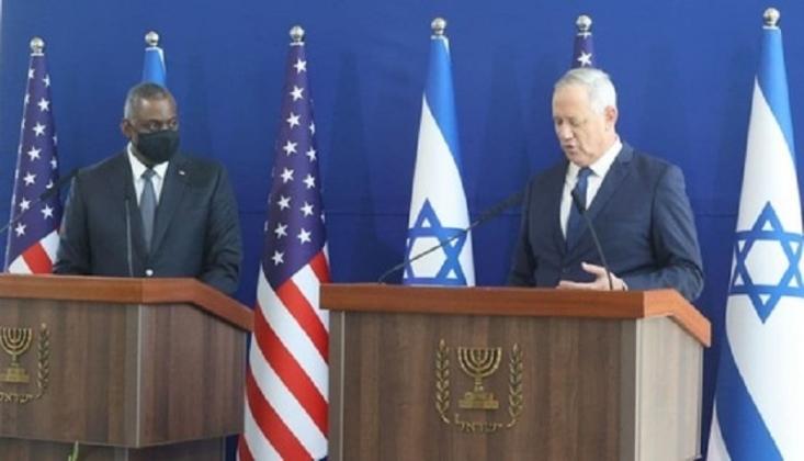 """""""Siyonist Rejim, ABD'nin Stratejik Müttefiğidir"""""""