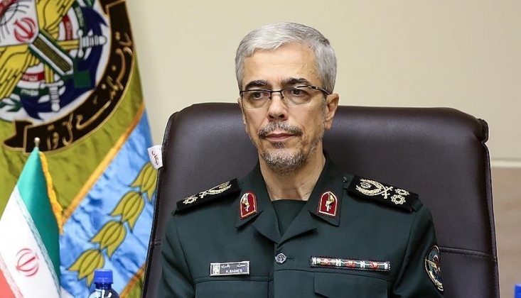 'Siyonist Rejim Huzur İçinde Olmayacak'