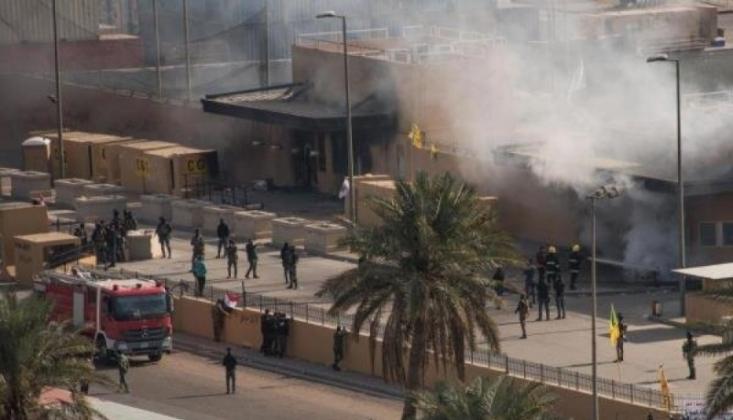 Bağdat'ta İngiliz Diplomatlara Saldırı