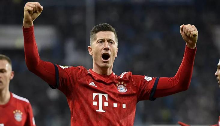 FIFA, 'Yılın Futbolcusu'nu Seçti: Robert Lewandowski