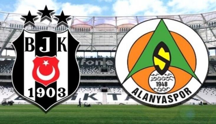 Beşiktaş - Alanyaspor Muhtemel 11'ler
