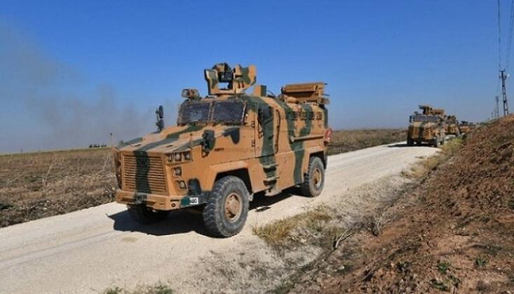 Rusya ve Türkiye'den Suriye'de Ortak Bir Devriye Daha