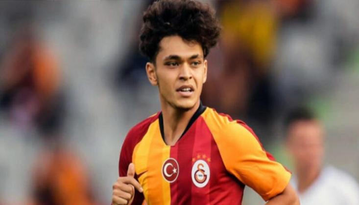 Mustafa Kapı Galatasaray'a Veda Etti!