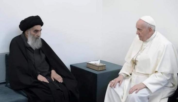 Filistinli Yazar'dan Ayetullah Sistani-Papa Görüşmesi Yorumu