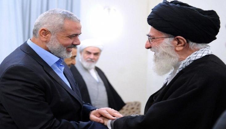 İsmail Haniye, İmam Hamanei'ye Yeni Bir Mektup Gönderdi