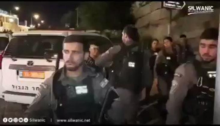 İşgal Güçleri Filistinli Çocukları Tutukladı