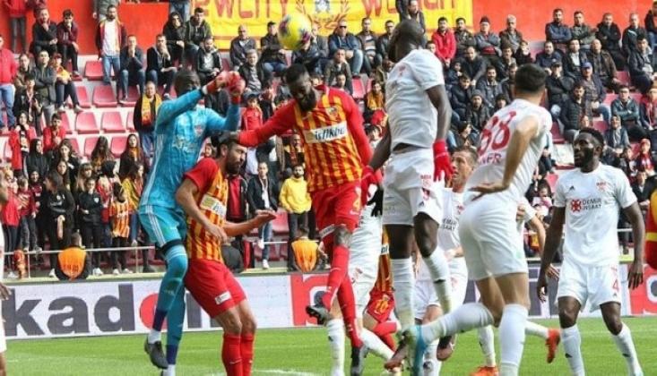 Sivasspor Liderliğini Korudu