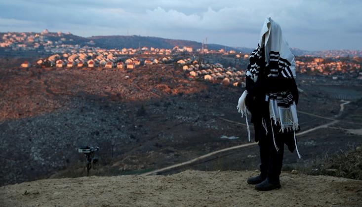 İsrail Yasa Dışı 22 Bin Yerleşim Birimine Onay Verdi
