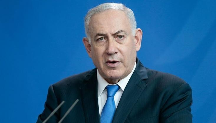 Netanyahu'dan 'İran'a Karşı Sert Tavır' Çağrısı