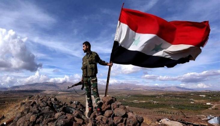 Suriye: İsrail'le Savaştan Vazgeçmeyeceğiz