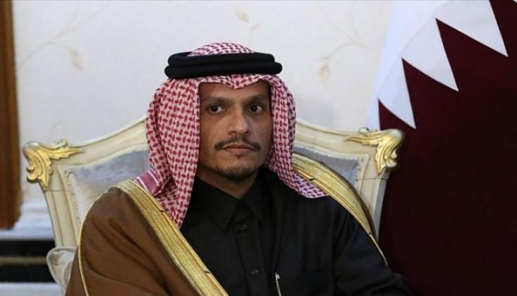 Katar'dan Filistin Açıklaması