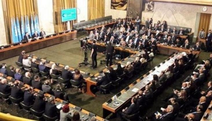 Suriye Anayasa Komitesi Ve Sonuçsuz Biten 5. Oturum