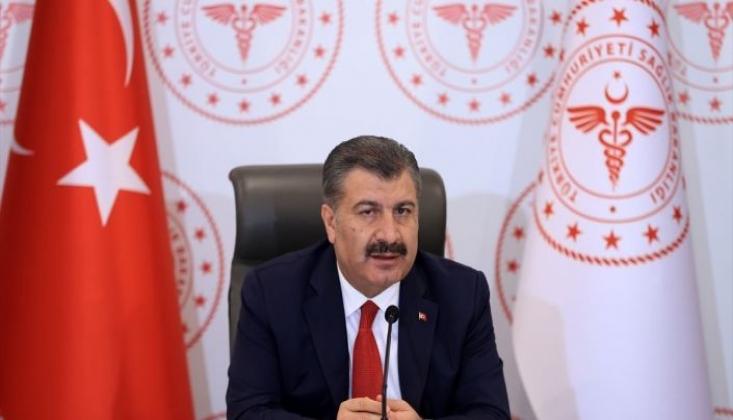 Sağlık Bakanı Fahrettin Koca Korkutan Tabloyu Açıkladı!
