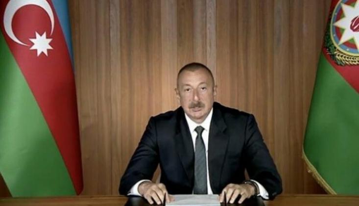 İlham Aliyev Ulusa Seslendi!