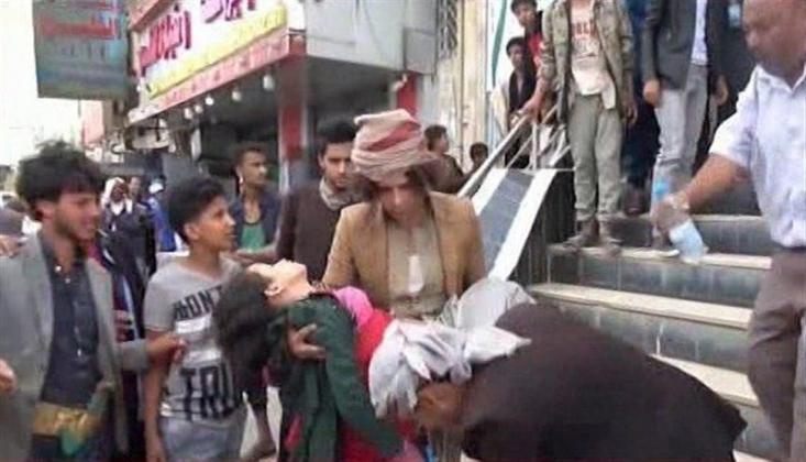 Suud Rejiminin Yemen'deki Yeni Cinayeti