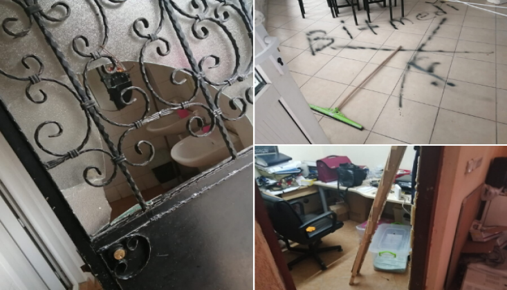 İstanbul'da Cemevine Saldırı