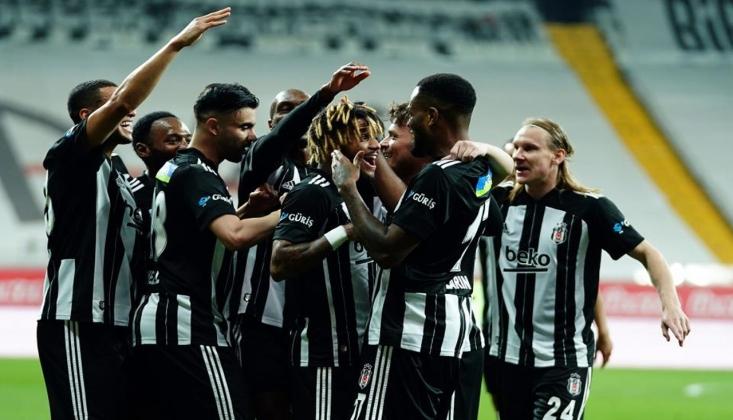 Beşiktaş Hatayspor'a Gol Oldu Yağdı!