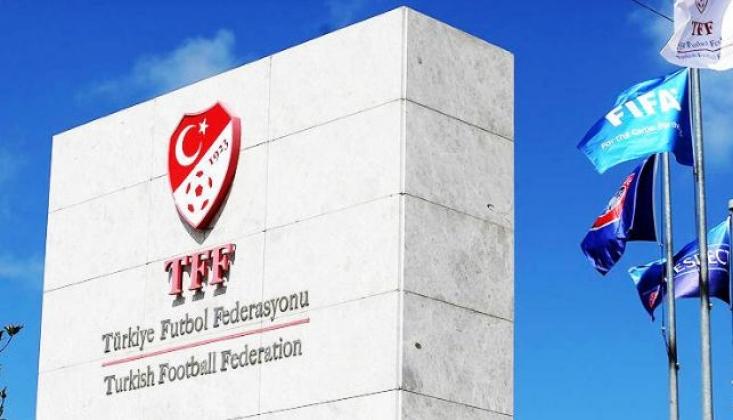 TFF'den Saygı Duruşu Açıklaması