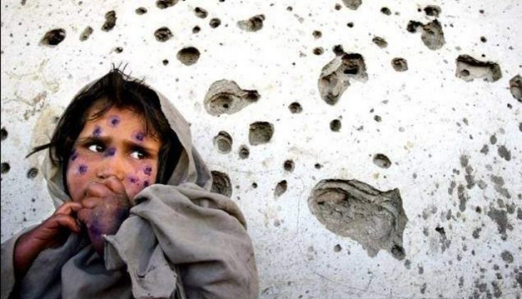 2019 Afgan Çocuklar İçin En Kanlı Yıl Oldu