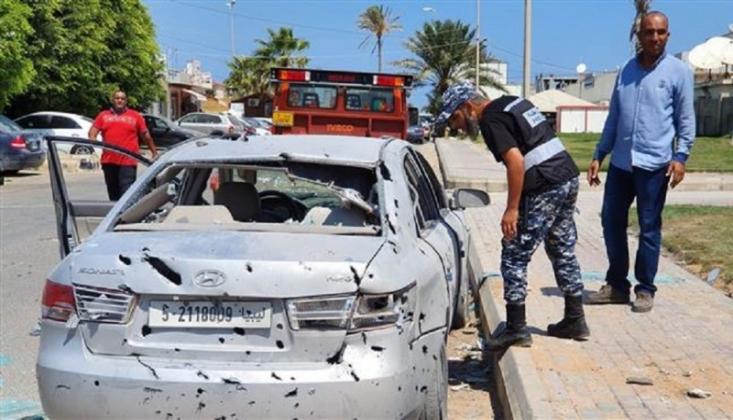 Libya'da Hafter Güçleri Trablus'a Saldırdı