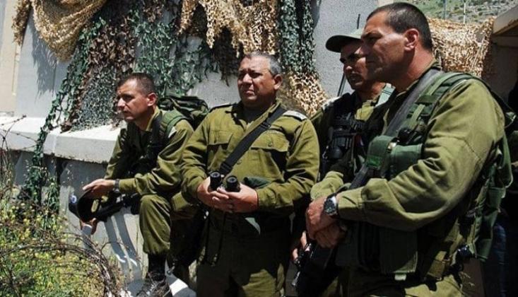İsrail'den Suriye İtirafı