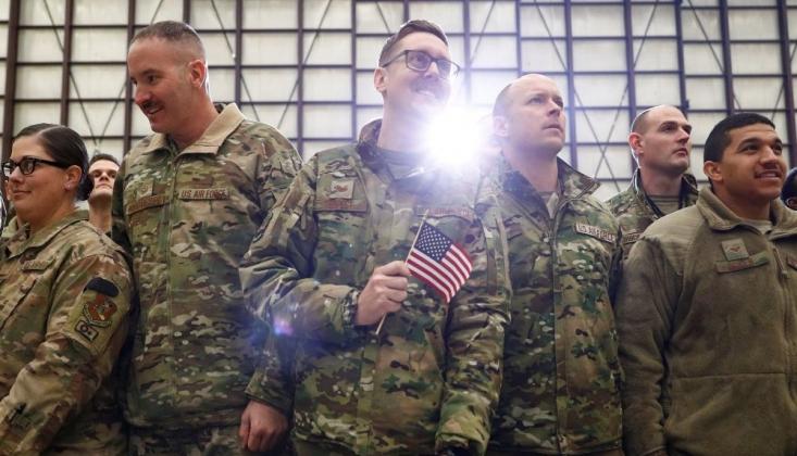 ABD Afganistan'dan 4 Bin Askerini Geri Çekmeyi Planlıyor