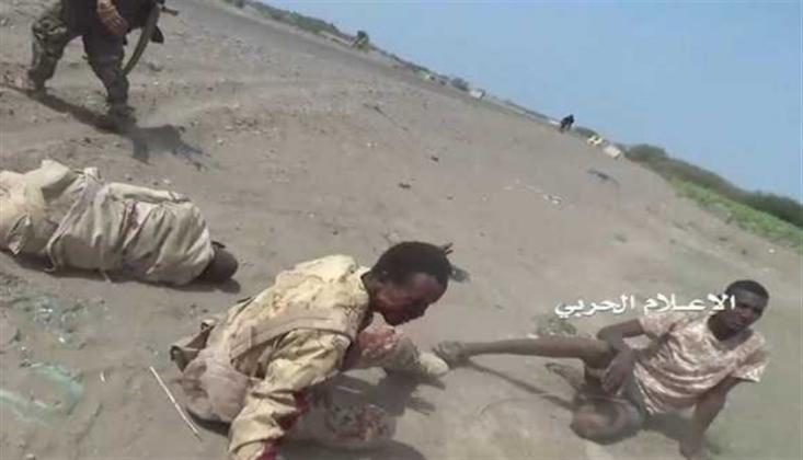 Yemen Güçleri Onlarca Sudanlı Askeri Esir Aldı