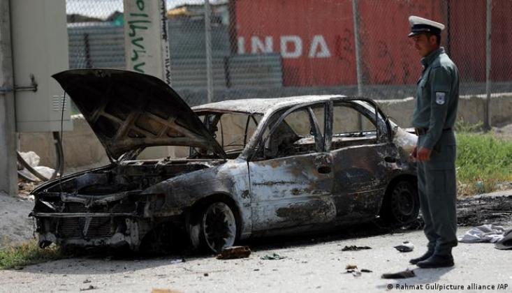 Kabil'de Cumhurbaşkanlığı Sarayına Füzeli Saldırı