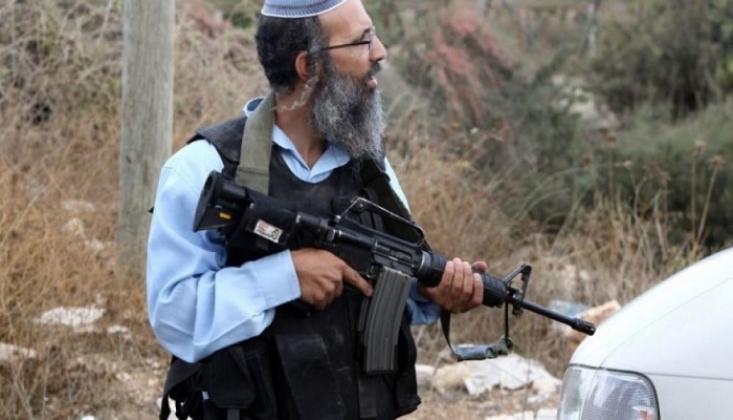 Nablus'ta İşgalciler Filistinlilere Saldırdı