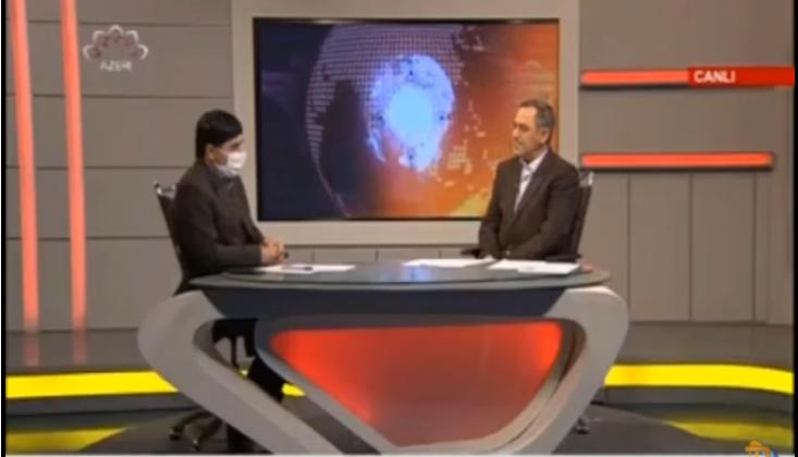 Z.Türkyılmaz Suriye Petrollerini Yağmalama Anlaşmasını Sahar TV'ye Değerlendirdi