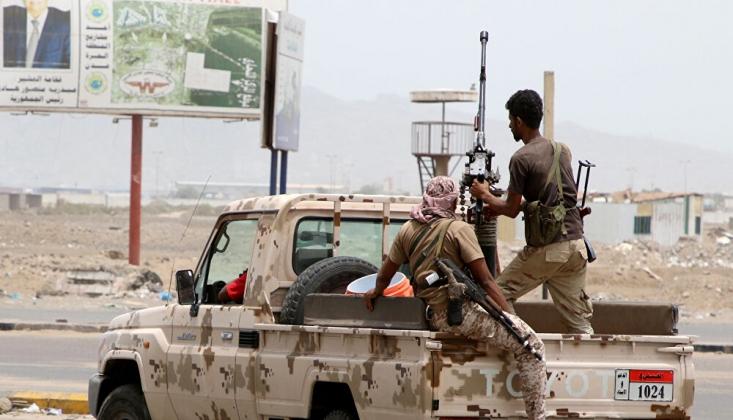 Yemen'de Türk Kızılay Ekibi Gözaltına Alındı
