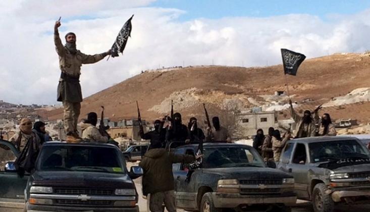 Teröristler İdlib'de Suriye Ordusuna Saldırdı