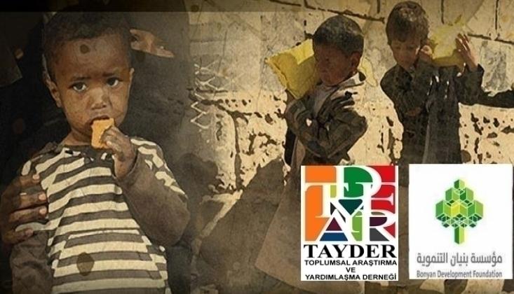 Yemenli Çocuklara ve Muhtaçlara Ekmek Yardımı Çağrısı