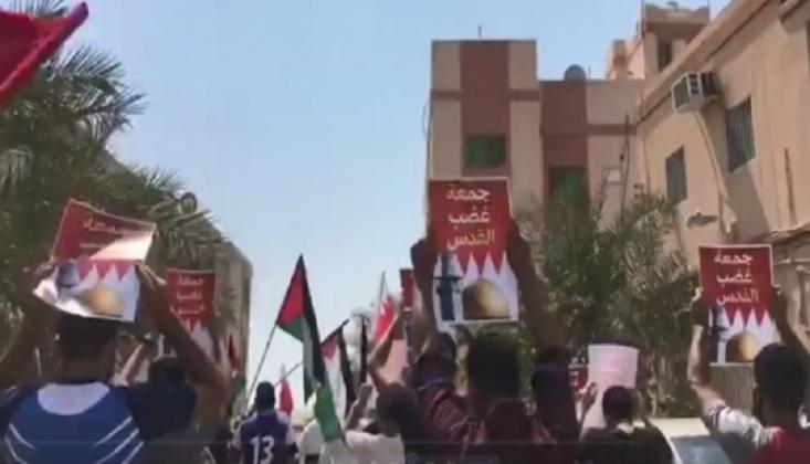 Bahreyn'de Normalleşmeye Karşı Protestolar Devam Ediyor