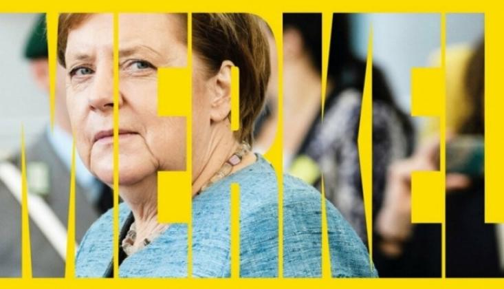 Merkel Salgının Gidişatından Endişeli