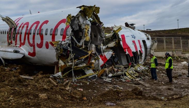 Gündem Sabiha Gökçen'de Parçalanan Uçağın Yardımcı Pilotunun İfadesi Ortaya Çıktı