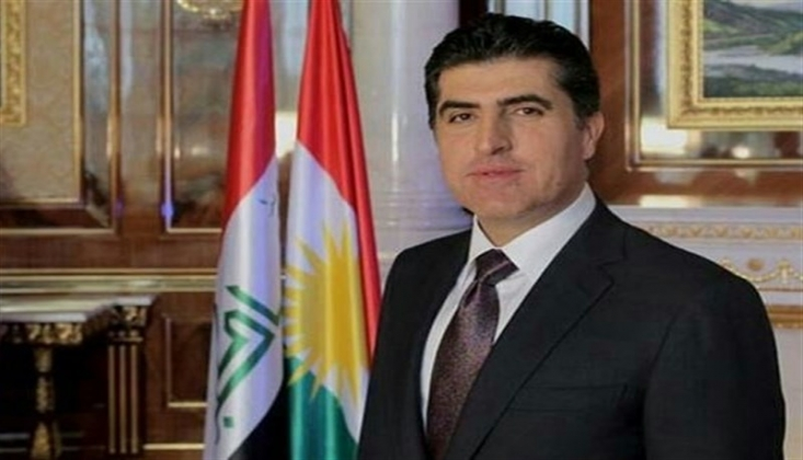 Barzani'den İmam Hamanei'ye Tesliyet Mektubu